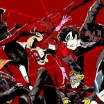 segundo trailer persona 5 the animation
