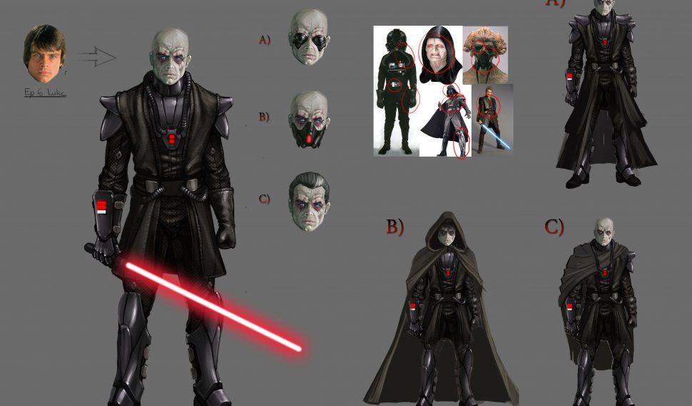 Star Wars Battlefront 4 iba a tener a Luke y Obi-Wan del lado oscuro y Leia Jedi