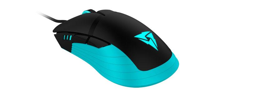 Ratón gamer RM5 Thunder X3