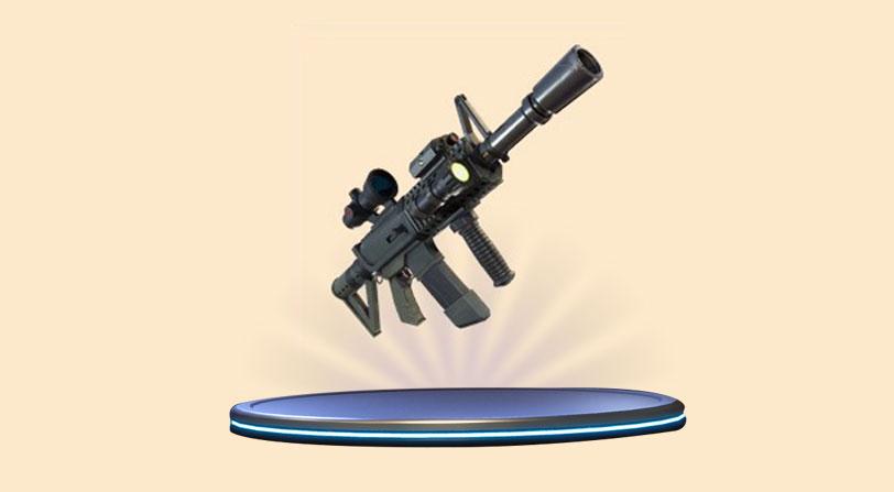 rifle asalto fortnite