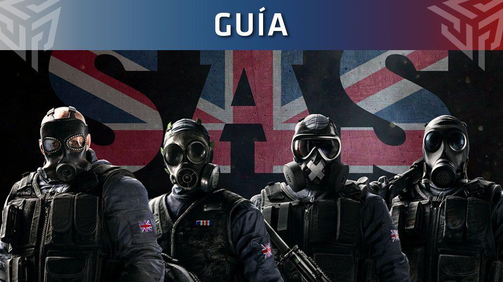 rainbow six siege operadores