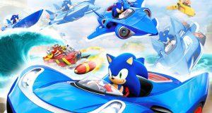Nuevo Sonic racing