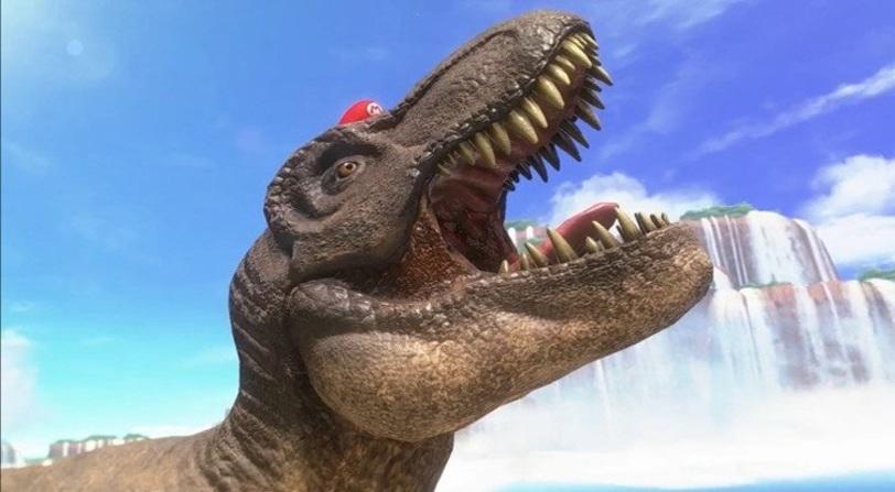 Actualización DLC Mario odissey