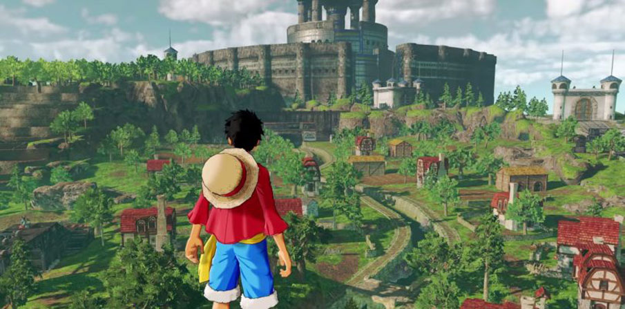 One Piece World Seeker detalles