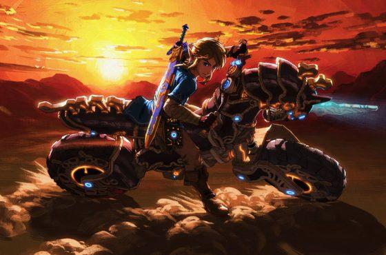 9 cosas que no sabías sobre el desarrollo de Zelda Breath of the Wild