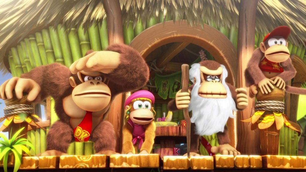 Nuevo Tráiler Donkey Kong Country Tropical Freeze