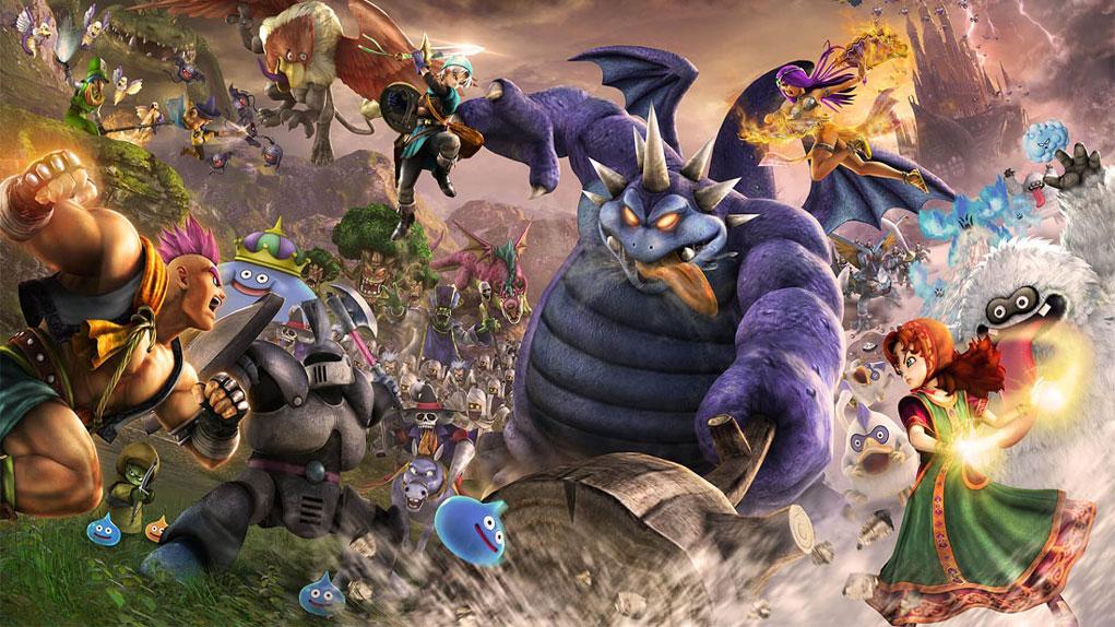 imagenes Dragon Quest Builders 2