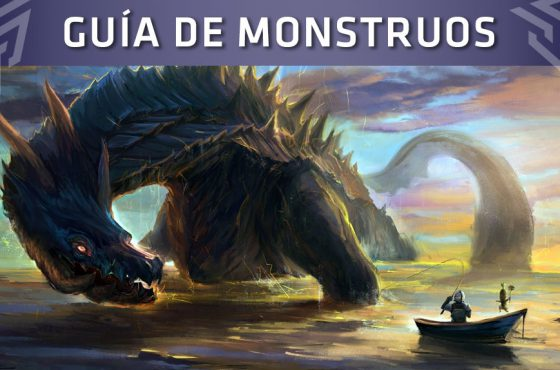 GUÍA DE MONSTRUOS: Monster Hunter World Wyverns nadadores y voladores