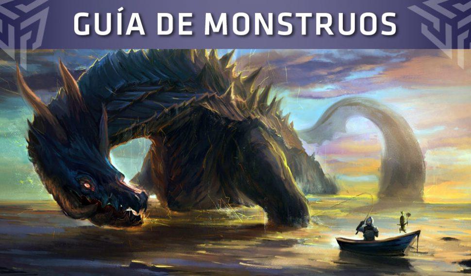 GUÍA DE MONSTRUOS: Monster Hunter World Wyverns nadadores y voladores