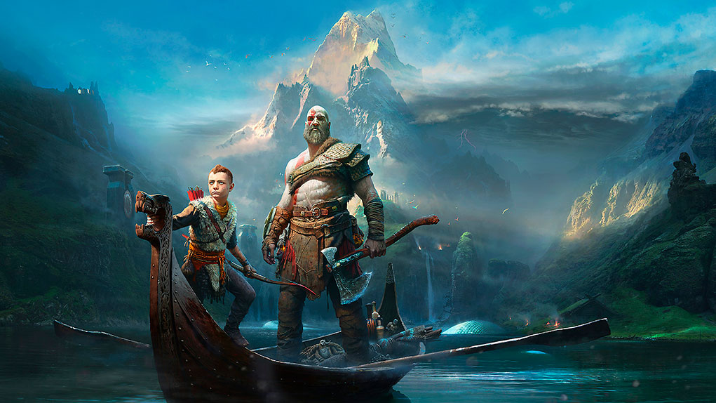 God of War notas playstation 4