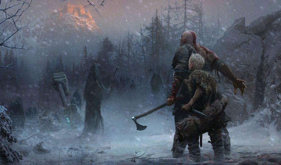 God Of War estrena nuevo trailer sobre la Mitología Nórdica