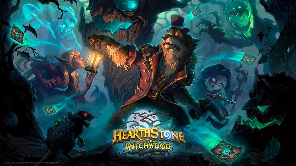 video arte nueva expansion Hearthstone