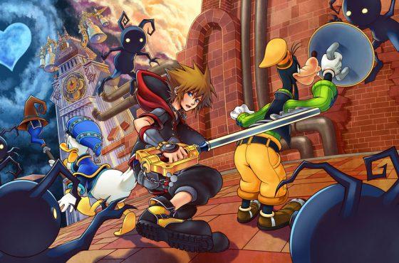 Revelados minijuegos en el nuevo tráiler de Kingdom Hearts III