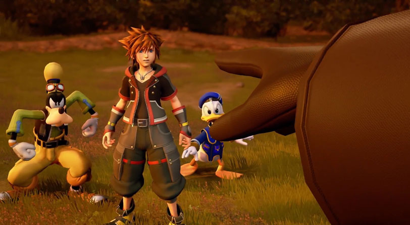 Minijuegos Kingdom Hearts III