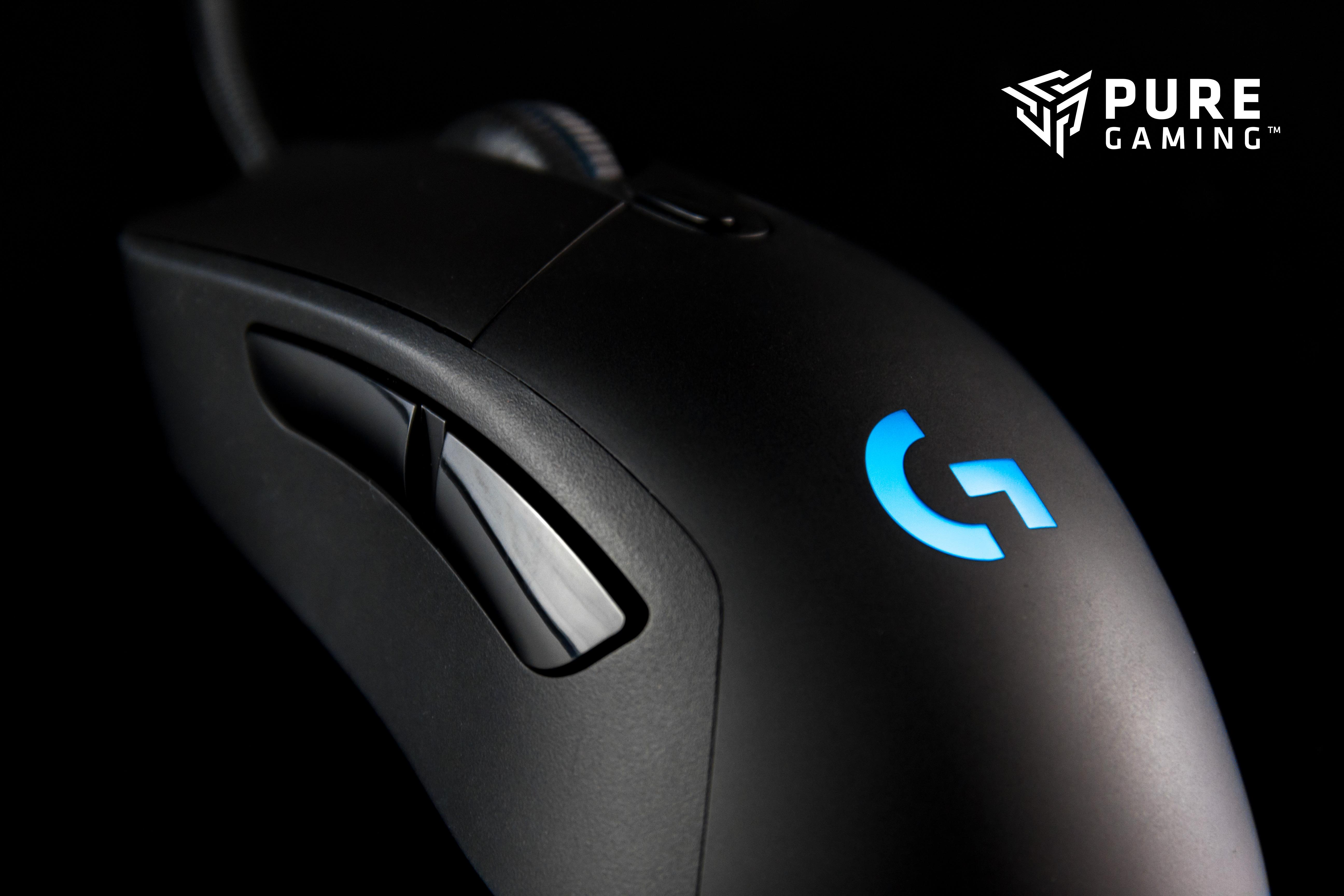Logitech G403 review