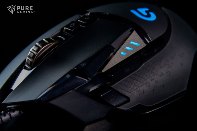 logitech g503 review
