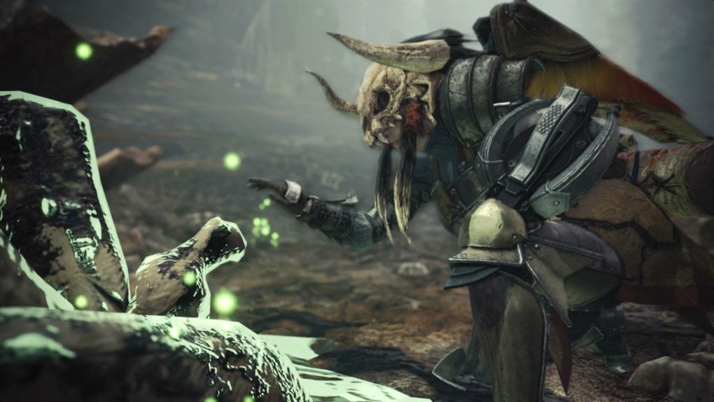 armaduras street fighter monster hunter world