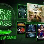 Juegos Mayo Xbox Game Pass