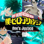 my hero academia one justice trailer