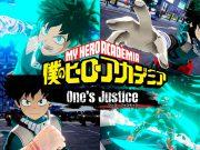 my hero academia one justice trailer