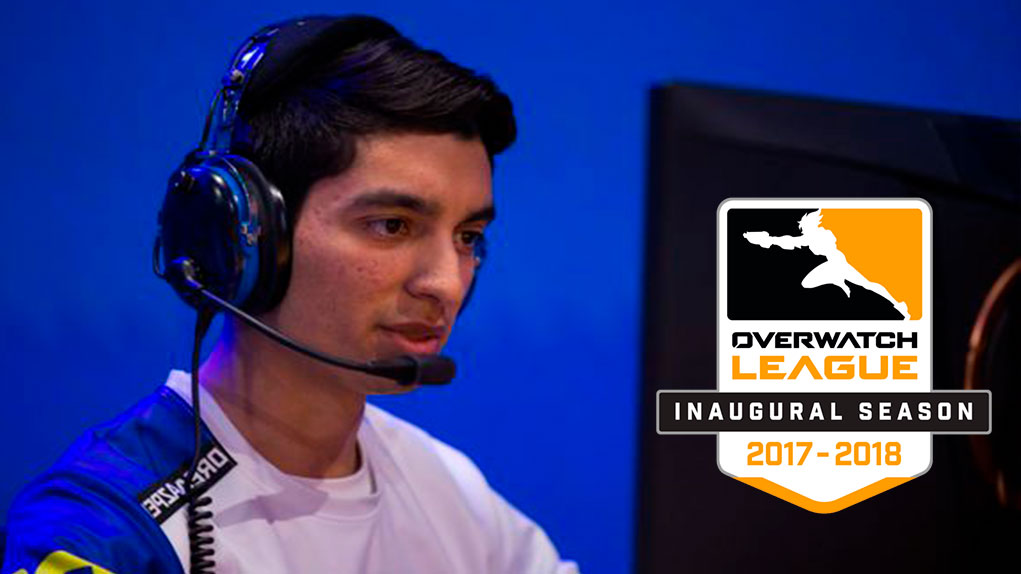 acoso jugador overwatch league