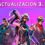 actualizacion 3.5 Fortnite