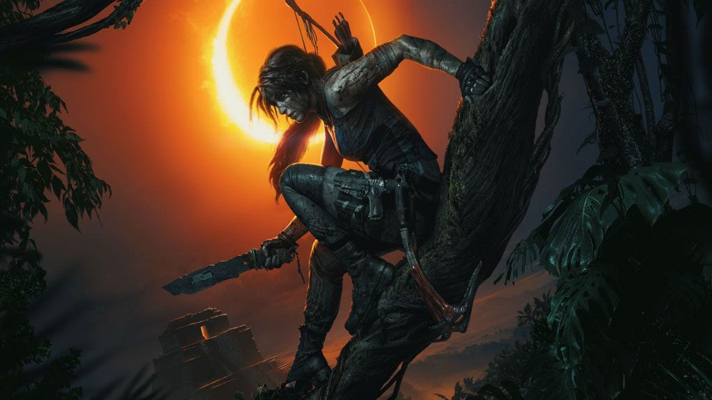 Amazonas Shadow of the Tomb Raider