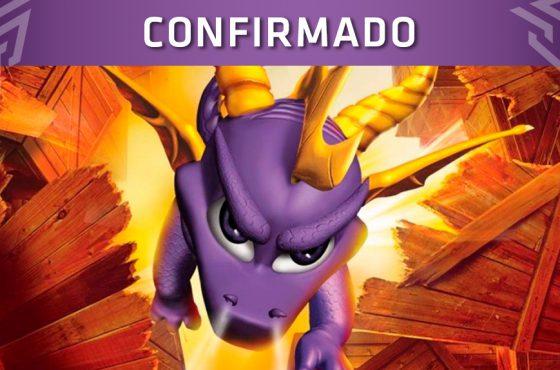 Primer tráiler y fecha de salida de Spyro Reignited Trilogy