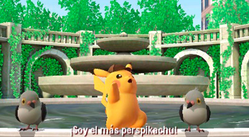 analisis detective pikachu