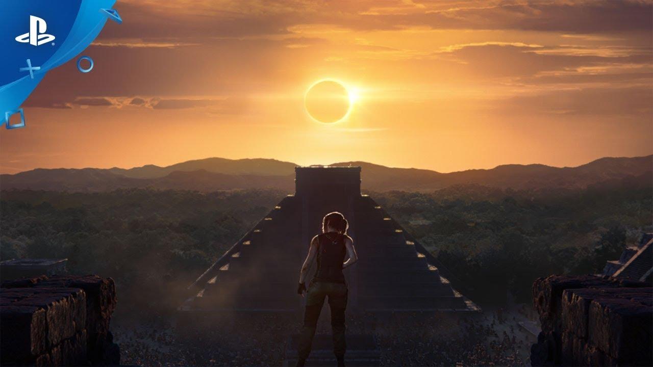 Tomb Raider Final Fantasy XV