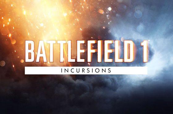 Battlefield 1 Incursions disponible para todas las plataformas