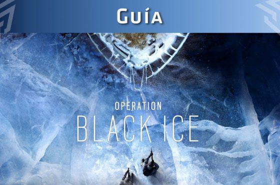 Guía de Rainbow Six Siege: Operadores de la JTF2, Operation Black Ice