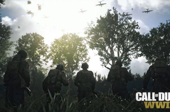 Call of Duty: WWII recibirá una nueva gran actualización para su sistema de divisiones