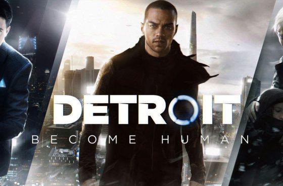 Nuevos detalles sobre Detroit Become Human: Sus protagonistas