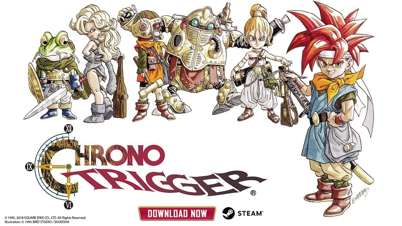 Nuevo parche Chrono Trigger PC