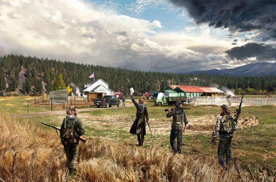 Primera gran actualización de Far Cry 5 para su modo cooperativo y Arcade