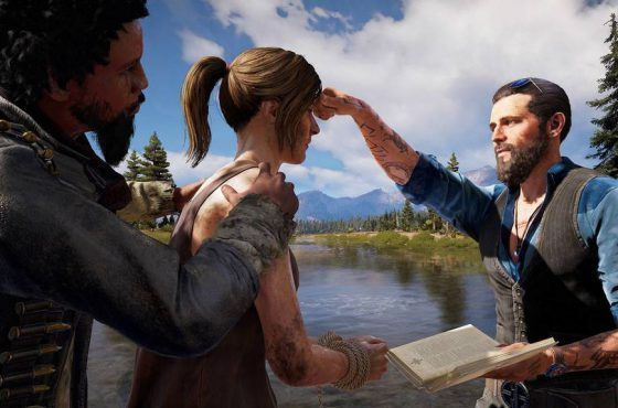 Far Cry 5 se convierte en el mejor lanzamiento de 2018 en Reino Unido y en el juego que más rápido se vende de la saga