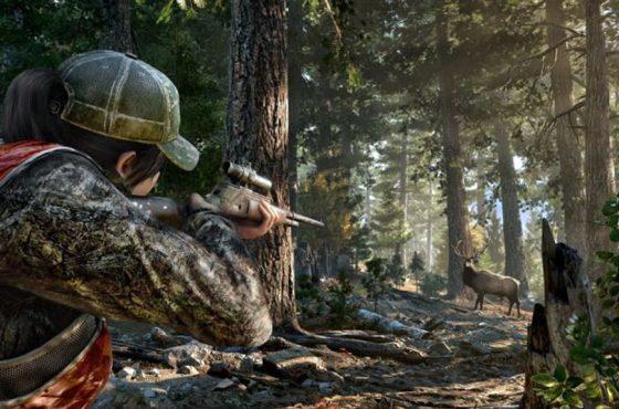 Los jugadores de Far Cry 5 están a la caza de Bigfoot