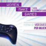 primera feria videojuegos mujeres madrid