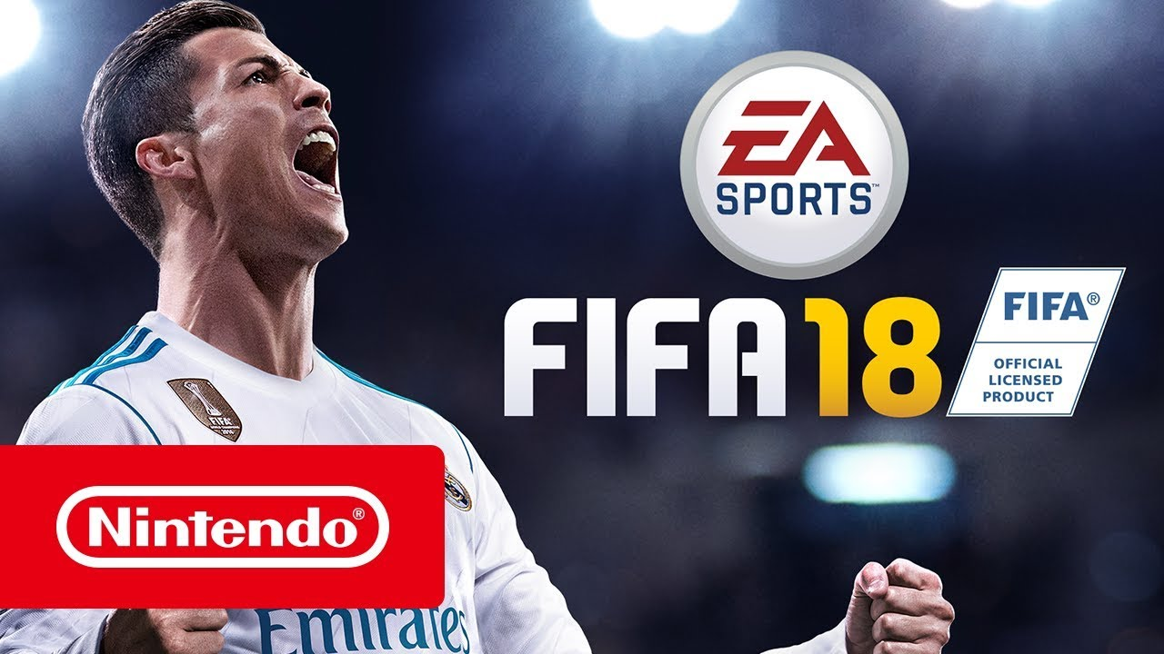 FIFA18 Ventas Switch Japón