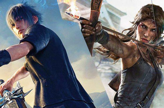 Anunciado el crossover entre Shadow Of The Tomb Raider y Final Fantasy XV