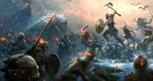 God of War notas playstation 4
