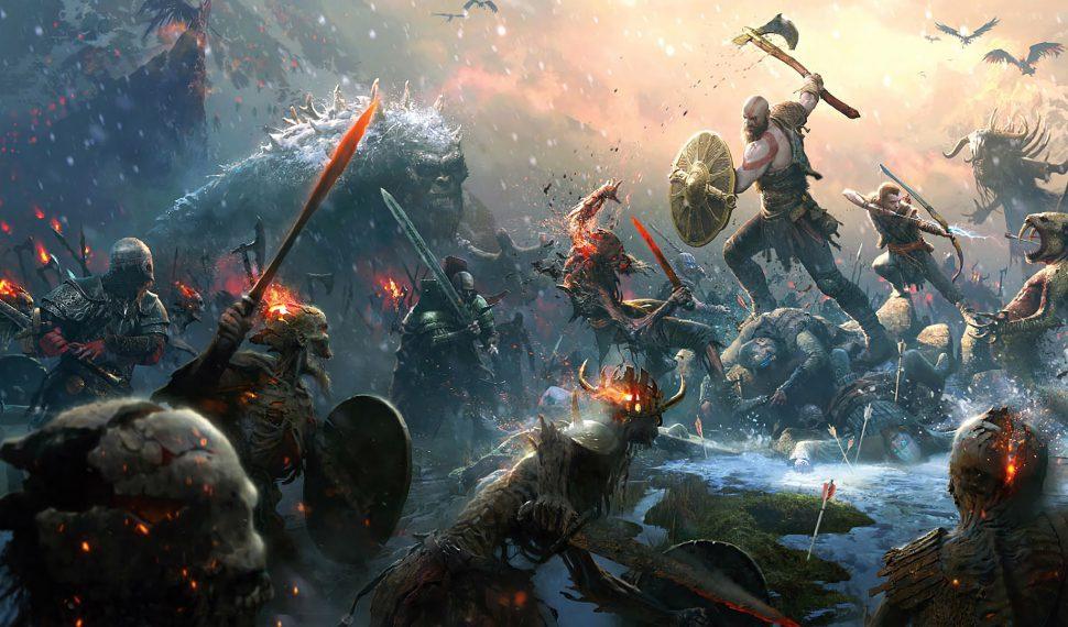 God of War se convierte en el juego mejor valorado de la historia de PlayStation 4