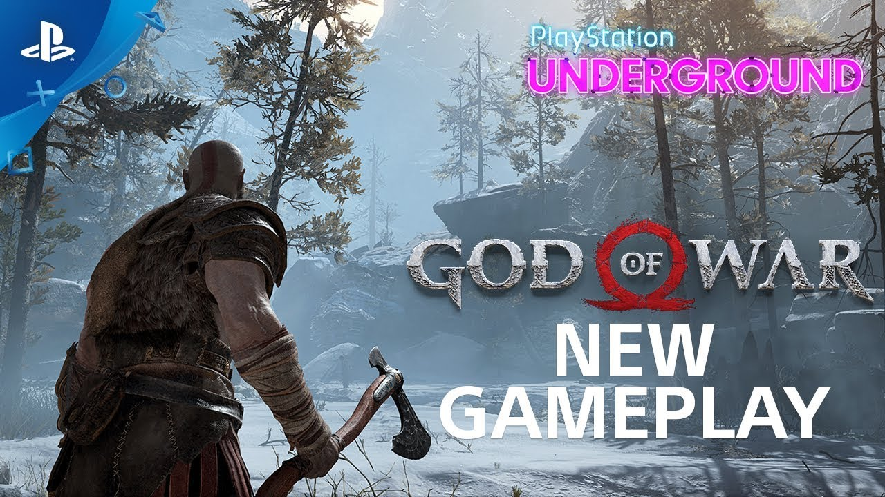 gameplay jugabilidad god of war