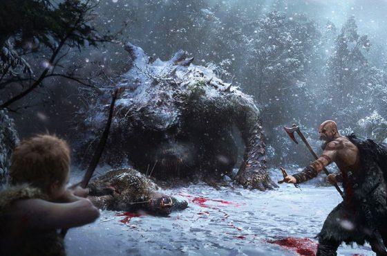 'God of War' muestra nuevo vídeo de su sistema de combate y exploración