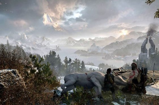 God of War encabeza la lista de ventas del Reino Unido por segunda semana consecutiva