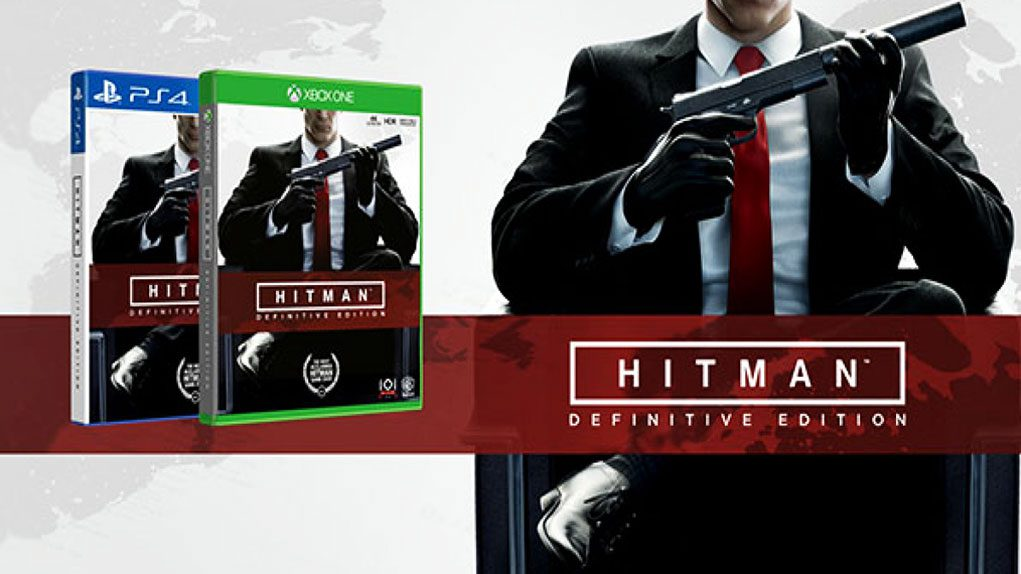 anuncio hitman definitive edition