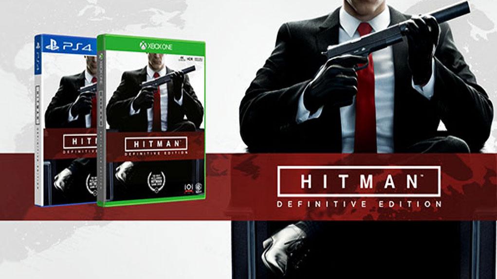 anuncio hitman definitive edition