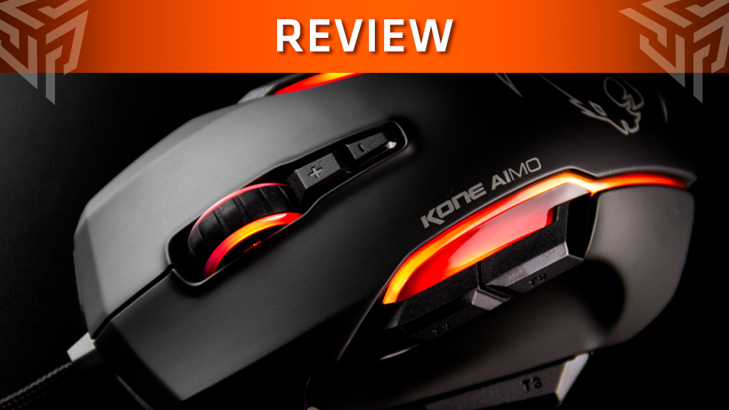roccat kone aimo review