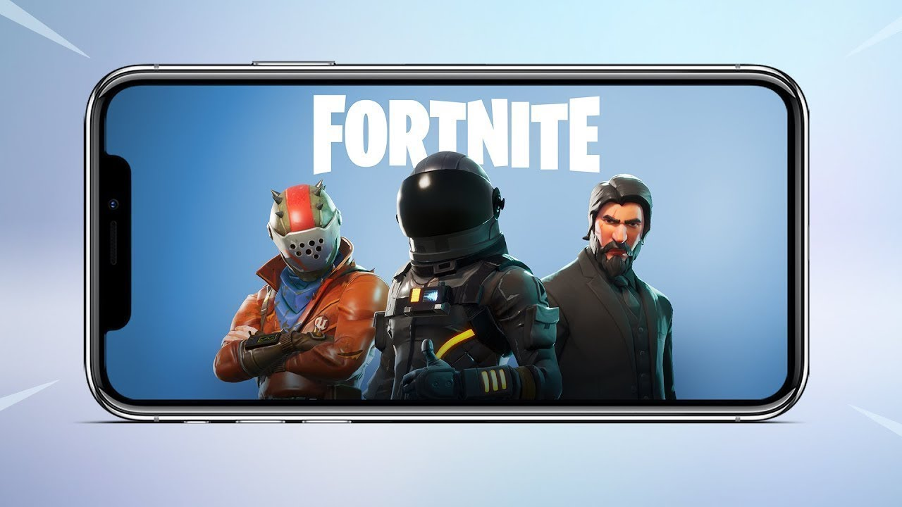 lista moviles android fortnite
